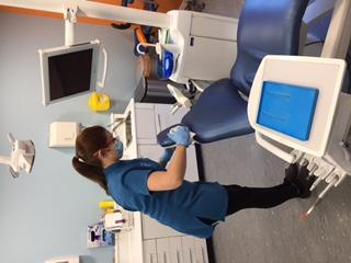 Hudson's Dental practice in Hertford